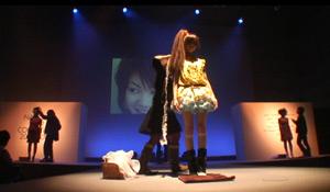 名古屋ヘアーコレクション2007年の撮影、映像制作
