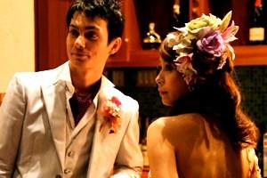 友人の結婚式ビデオ撮影、DVD制作
