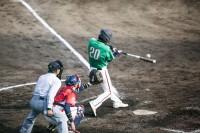 全国軟式野球大会の写真撮影