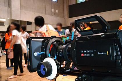 埼玉でダンス映像の撮影