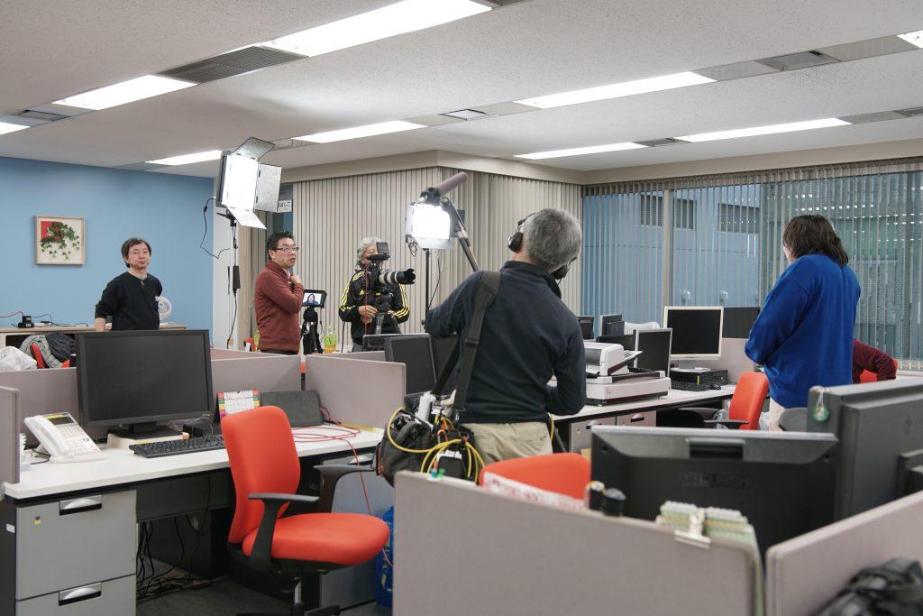 CG制作、実写合成を担当したドラマが完成しました。