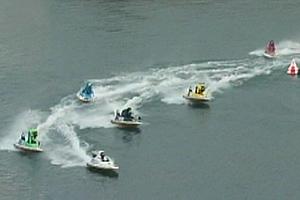 ボートレース年間三賞表彰式選手紹介DVD制作