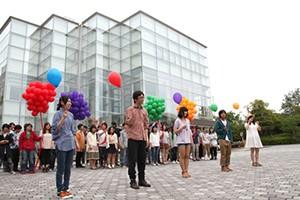 東海学園大学 オープンキャンパス2013 TVCM制作