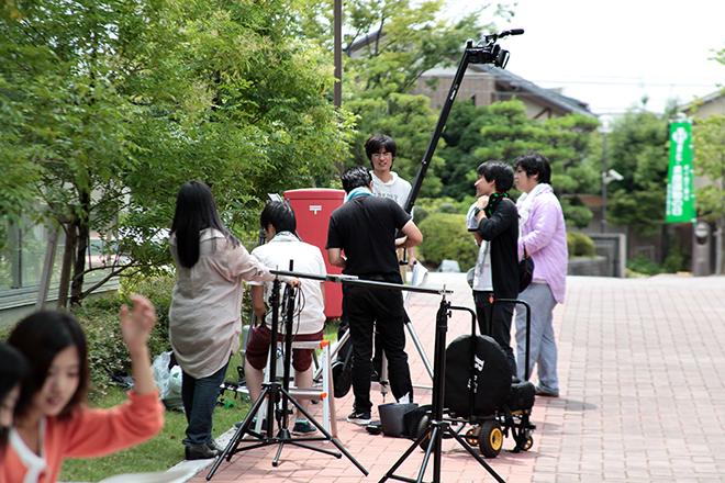 2014年 東海学園大学 キャンパス紹介ドラマ制作授業  メイキング後編