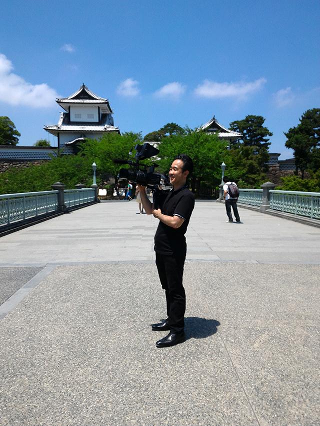 金沢でブライダル映像撮影!