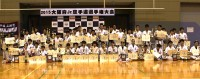 2015大阪府ジュニア空手道選手権大会撮影