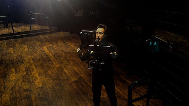 ライブ映像の撮影 DVD製作 RONIN-M導入