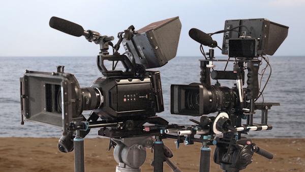 4K撮影カメラ 二台導入しました。