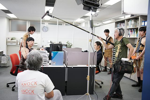 新潟で映像撮影