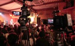 音楽ライブの撮影と映像編集が完了しました。